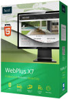 Serif WebPlus X7 Logo