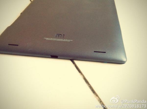 ����� �������� ����������� �������������� �������� Xiaomi MiPad Tablet