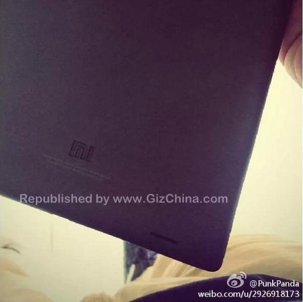 В Сети замечены фотографии планшета Xiaomi MiPad Tablet