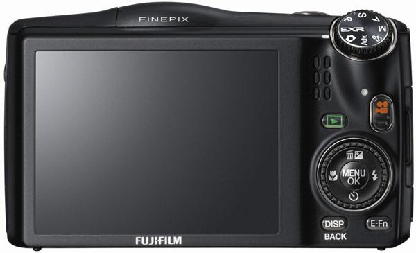 �������� ���������� ������ FinePix F850EXR ���������� �������� ��� 25-500 ��