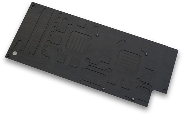 Пластина из комплекта поставки EK-FC7990