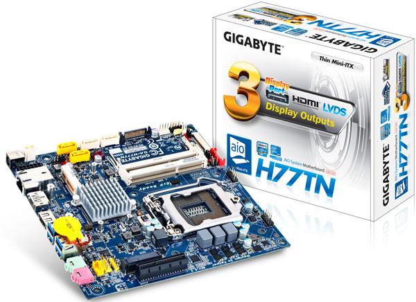 Gigabyte H77TN