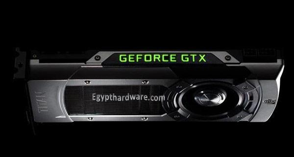 3D-карта NVIDIA GeForce GTX Titan