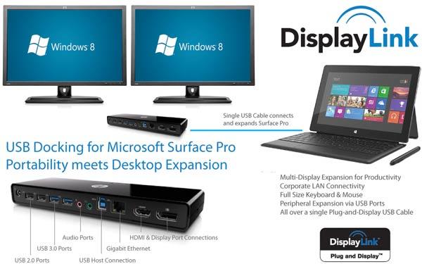 Обновленный драйвер уже доступен для бесплатной загрузки на сайте компании DisplayLink