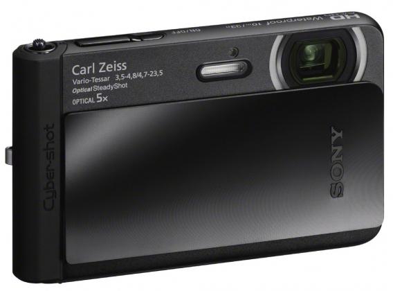 ������ Sony Cyber-shot TX30 ����� ����� 140 �