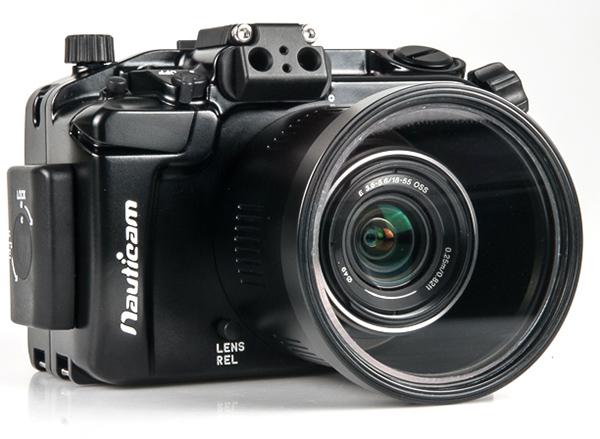 Анонсирован подводный бокс Nauticam NA-NEX6 для камеры Sony NEX-6