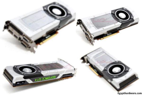 Фотогалерея дня: 3D-карта NVIDIA GeForce GTX Titan