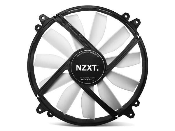 NZXT FZ-200 без LED подсветки, характеристики, вольтаж