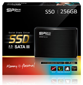 Silicon Power Slim S50