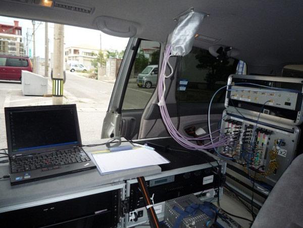 Docomo и Токийский технологический институт первыми в мире опробовали мобильную передачу данных со скоростью 10 Гбит/с