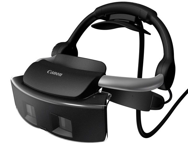 ������� Canon MREAL System for Mixed Reality ��� �������� ��� �������