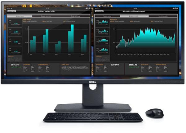 ���������� ������� Dell UltraSharp U2913WM ��������������� ������������ ������ 21:9