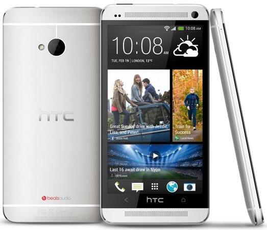 Флагманский смартфон HTC One представлен официально