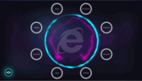 Internet Explorer 1- Logo