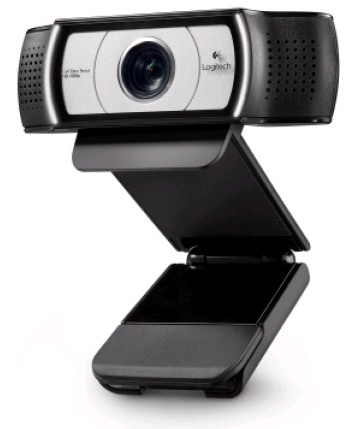 Logitech C930e – новая бизнес веб-камера с 90-градусным углом обзора