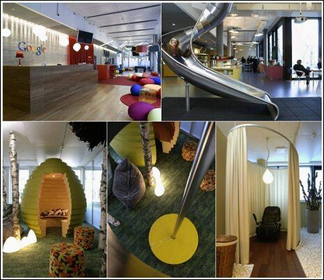 Офисы Google