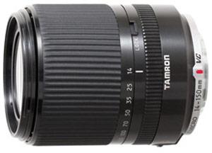 Анонсирован объектив Tamron 14-150mm F/3.5-5.8 Di III VC для камер системы Micro Four Thirds