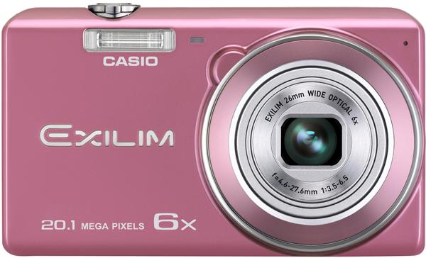 Разрешение компактной камеры Casio Exilim EX-ZS30 равно 20,1 Мп