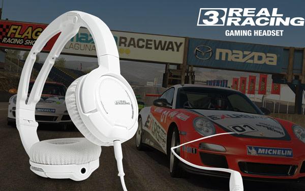 SteelSeries ��������� ������� ��������� Real Racing 3