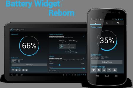 Battery Widget Reborn