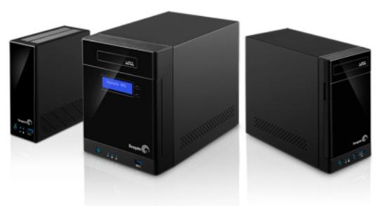 Seagate ориентирует NAS Business Storage на офисное использование