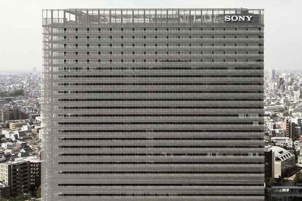 Sony будет арендовать проданное здание