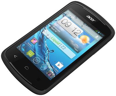 Liquid Z2 — один из самых доступных смартфонов Acer в текущем году