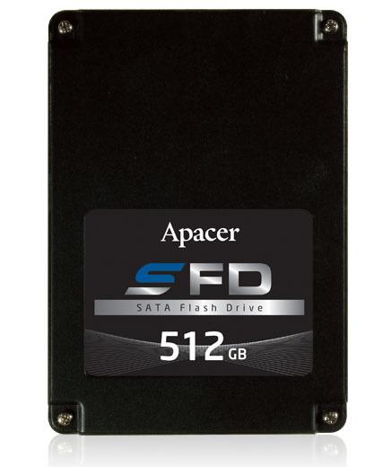Твердотельные накопители Apacer SFD 25S-M, SFD 18S5-M и mSATA S1-M оснащены интерфейсом SATA 6 Гбит/с