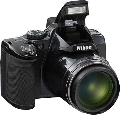 �������� ������ Nikon Coolpix P520 ���������� �������� ��� 24-1000 ��