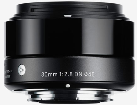 �������� Sigma 30mm F2.8 DN ����� ����������� � ��������� ��� ����� ������ Micro Four Thirds � Sony E-mount
