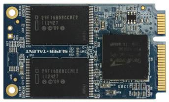 Твердотельные накопители Super Talent mSATA 3 развивают скорость до 550 МБ/с в режиме чтения, 500 МБ/с — в режиме записи