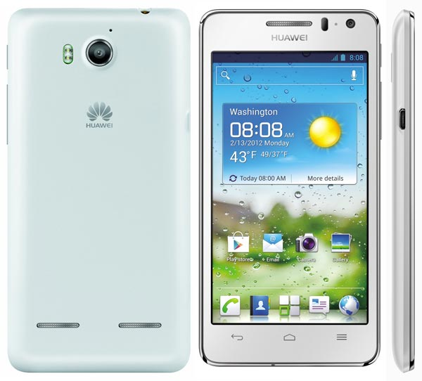 Huawei ��������� �������� Ascend G615 �������� ���� IPS �������� 4,5 ����� �� ���������