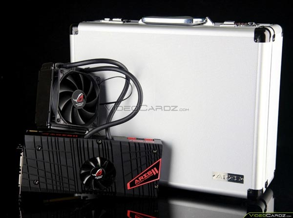 ���� ���: �������� 3D-����� ASUS ROG ARES II