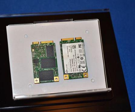 SSD Plextor M5M
