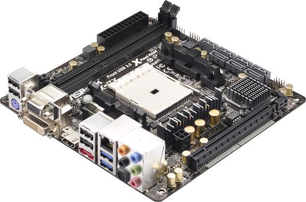 ��������������� ���� ASRock FM2A85X-ITX � $110
