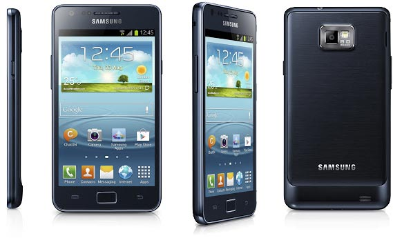�������� Samsung Galaxy S II Plus ����������� ����������