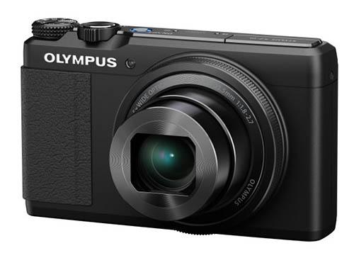 Появились первые изображения камеры Olympus XZ-10