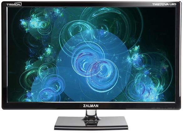 ���������� ��������� Zalman TM215, TM230, TM270 � TM270V � 1920 � 1080 ��������
