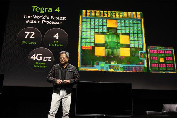 NVIDIA Tegra 4: особенности