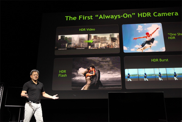 NVIDIA Tegra 4 и HDR