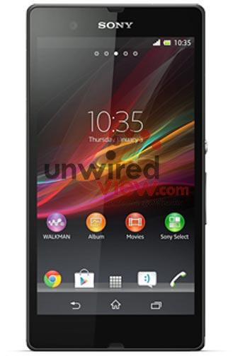 Смартфон Sony Xperia Z будет представлен накануне открытия выставки CES 2013