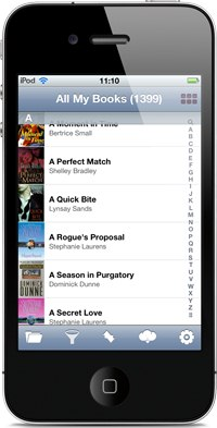 All My Books �� iPhone