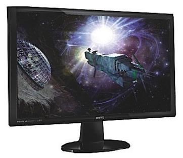 Монитор BenQ RL2455HM предназначен для любителей динамичных игр