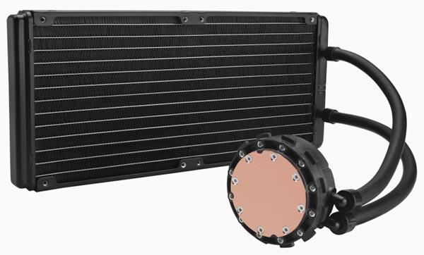 Ассортимент Corsair пополнили СВО Hydro H90 и H110
