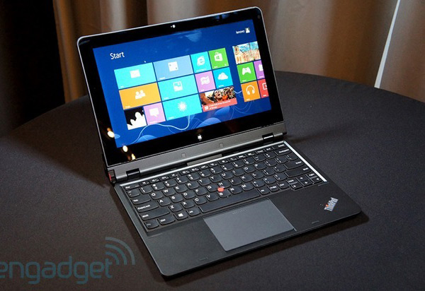 ����������� �������-��������� Lenovo ThinkPad Helix � ������� �������� 11,6 �����