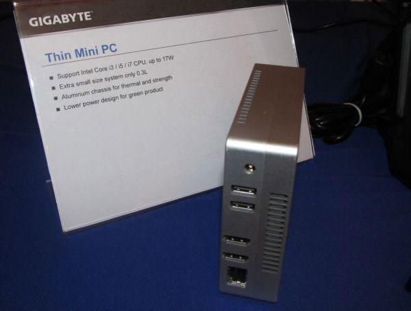 Intel NUC � ���������� Gigabyte