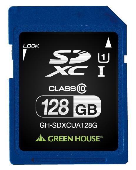 � ��������� GH-SDXCUA64G � GH-SDXCUA128G ������������ ����-������ ���� MLC NAND