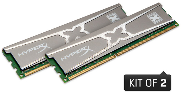 ������ Kingston HyperX 10th Anniversary Edition Memory ����������� �� ������ � � �������