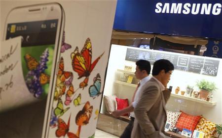 �������� Samsung � 2013 ���� ������� 290 ���. ����������