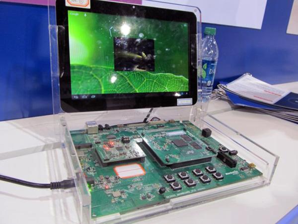 Прототип планшета на базе RockChip RK3188